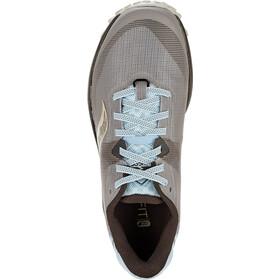 saucony Peregrine 11 Shoes Women, szary